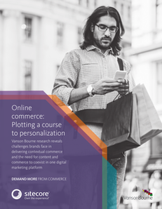 Online Commerce: Plotting a Course to Personalization