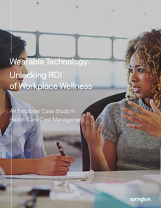 Wearable Technology: Unlocking ROI of Workplace Wellness