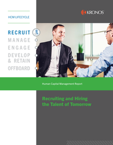 Recruiting and Hiring the Talent of Tomorrow