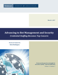 Frost & Sullivan Report – Credential Stuffing Becomes Top Concern