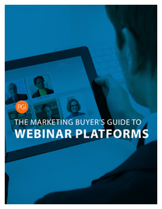 Marketing Buyer's Guide to Webinar Platforms