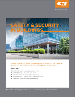 Safety & Security in Buildings