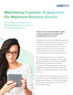 Maximizing Customer Engagement For Maximum Revenue Growth