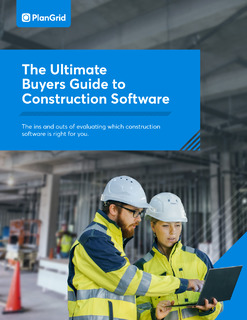 The Ultimate Buyers Guide to Construction Software