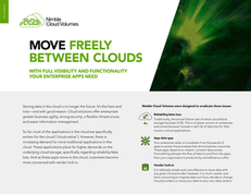 Move Freely Between Clouds