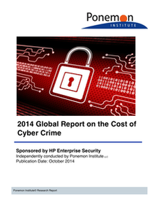 2014 Global Report on the Cost of Cyber Crime
