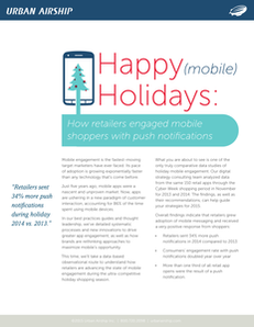Happy (Mobile) Holidays