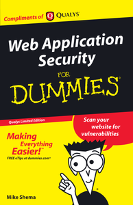 Web Application Security for Dummies