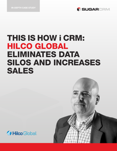 Financial Services Success with SugarCRM: Hilco Global