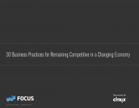 30 Business Practices for Remaining Competitive in a changing Economy