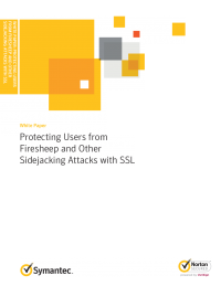 Protecting Users From Firesheep and other Sidejacking Attacks with SSL