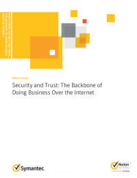 Security and Trust: The Backbone of Doing Business Over the Internet