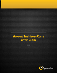 Avoiding the Hidden Costs of the Cloud