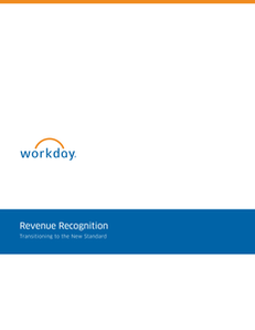 Revenue Recognition: Transitioning to the New Standard Whitepaper