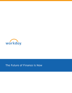The Future of Finance Is Now
