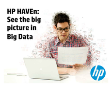 HP HAVEn: See the big picture in Big Data