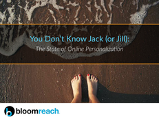 You Don't Know Jack (or Jill) : Personalization eBook