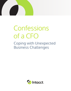 Confessions of a CFO: Coping with Unexpected Business Challenges