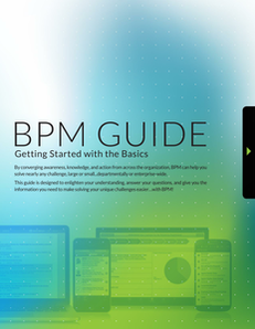 BPM Guide:  Getting Started with the Basics