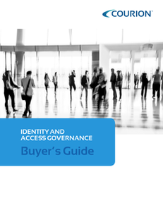 Identity and Access Governance Buyer's Guide