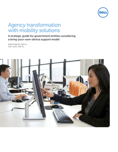 Agency Transformation with Mobility Solutions