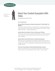 Boost Your Content Ecosystem with Video