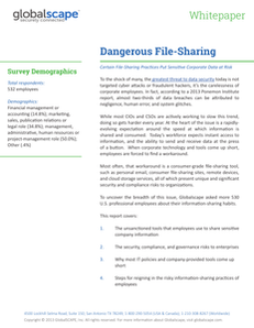 Dangerous File-Sharing