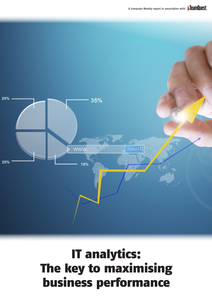 How to Maximize Business Performance with IT Analytics