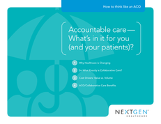 Four Tips Why Accountable Care is for You (and Your Patient) eBook