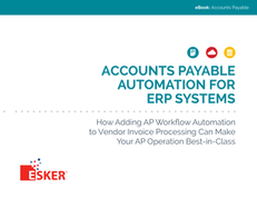 Accounts Payable Automation for ERP Systems