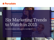 Six Major Marketing Trends to Watch in 2015