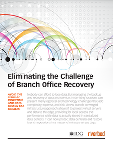 Eliminating the Challenge of Branch Office Recovery