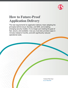 How to Future-Proof Application Delivery