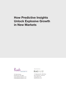 How Predictive Insights Unlock Explosive Growth in New Markets