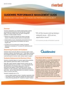 Guidewire Performance Management Guide