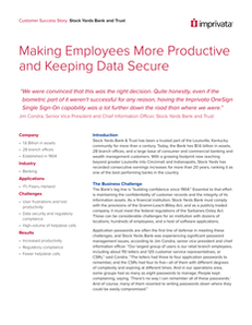 Making Employees More Productive and Keeping Data Secure