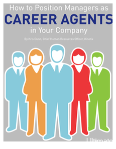 How to Position Managers as Career Agents in Your Company