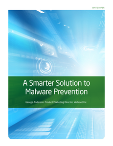 A Smarter Solution to Malware Prevention