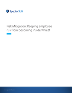 Risk Mitigation: Keeping Employee Risk from Becoming Insider Threat