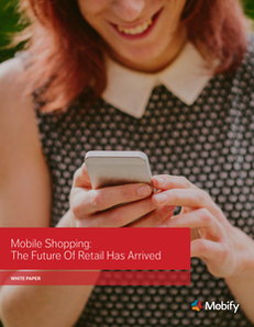 Mobile Shopping: The Future Of Retail Has Arrived