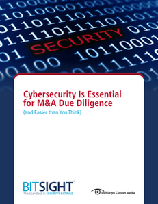 Cybersecurity is Essential for M&A Due Diligence