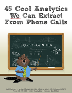 45 Cool Analytics We Can Extract From Phone Calls