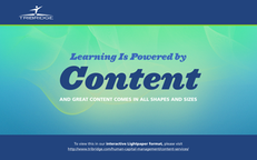 Content Strategy: The Key to Learning Content That Will Improve Performance and Meet Business Goals