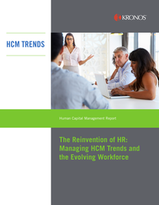 Reinvention of HR: Managing HCM Trends and the Evolving Workforce