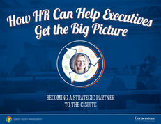 How HR Can Help Executive Get the Big Picture