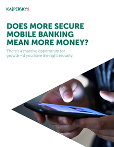 Does More Secure Mobile Banking Mean More Money?