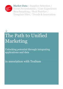 """Path to Unified Marketing: Is Your Marketing Headed Down the Right """"Path""""?"""