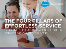 4 Pillars of Effortless Customer Service