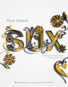 Your Brand Sux: Turning Social Sentiment Into Opportunity