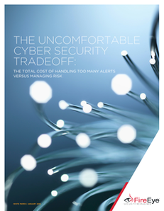 The Uncomfortable Cyber Security Tradeoff